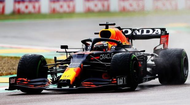 F1: Ferstapen konačno pobedio u Italiji