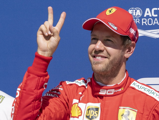 F1 - Fetel najbrži na testiranjima u Barseloni