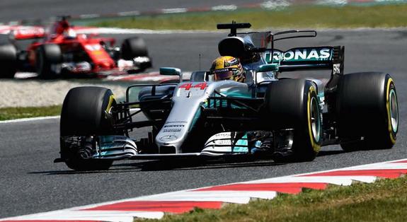 "F1: Hamilton na ""Katalunji"" brojao do 55!"