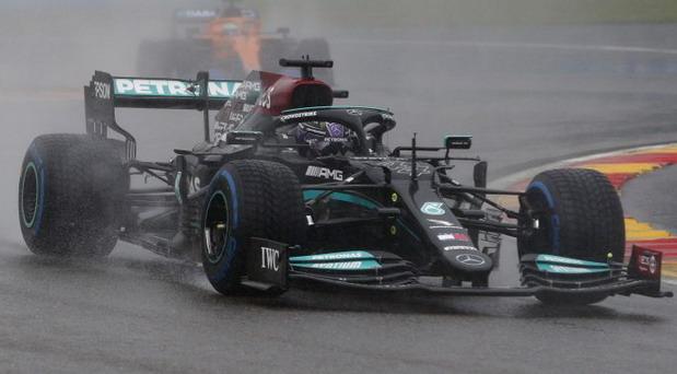 F1: Hamilton u Sočiju do 100. pobede, Norisovo kockanje sa kišom