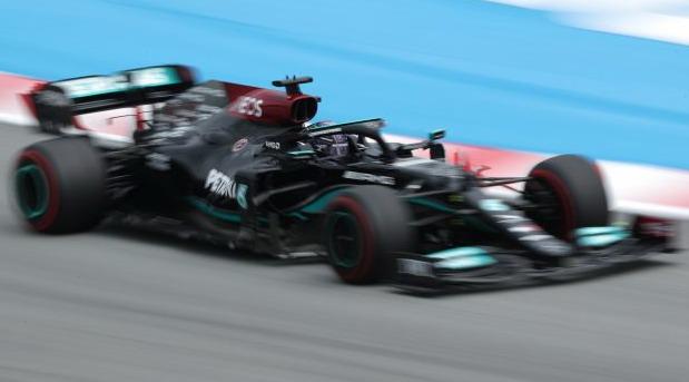 """F1: Masterclass Hamiltona i Mercedesa za trijumf na """"Katalunji"""""""
