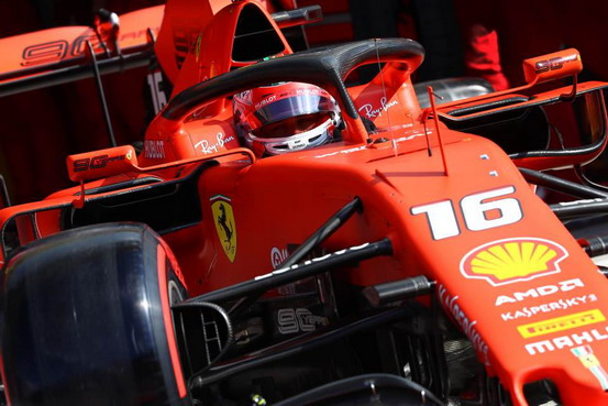 F1: Šarl Lekler za prvu pobedu Ferarija u Monci od 2010. godine