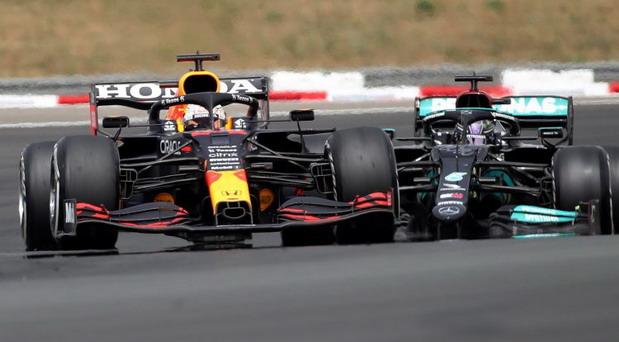 F1: Sjajni Ferstapen pobedio u Francuskoj