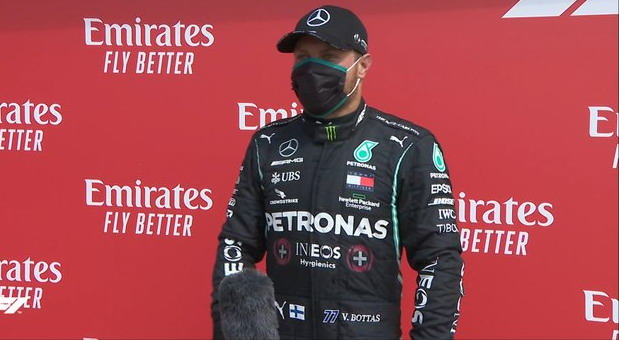 F1: Valteri Botas 0.063s ispred Hamiltona, Hilkenberg treći