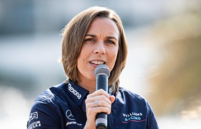 F1: Vilijamsovo novo odelo za 2019. godinu
