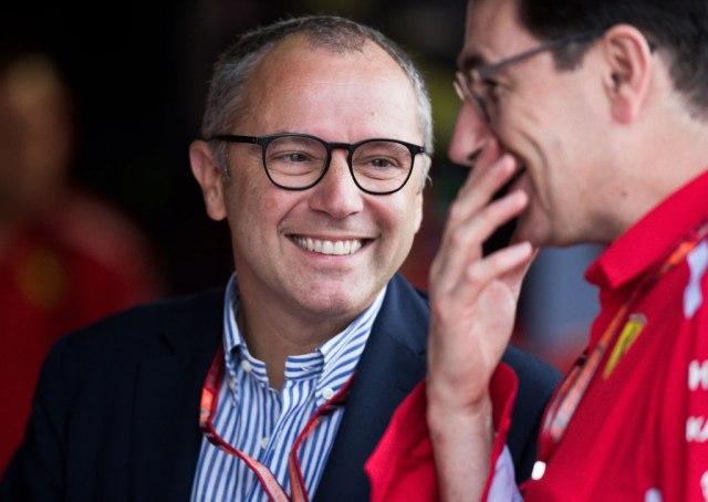 F1 ima novog generalnog direktora