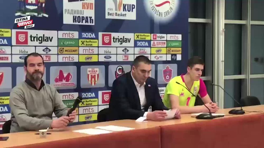FAKTOR SREĆE ODIGRAO ULOGU! Ašćerić: Obe ekipe su zaslužile da se plasiraju u finale! KURIR TV