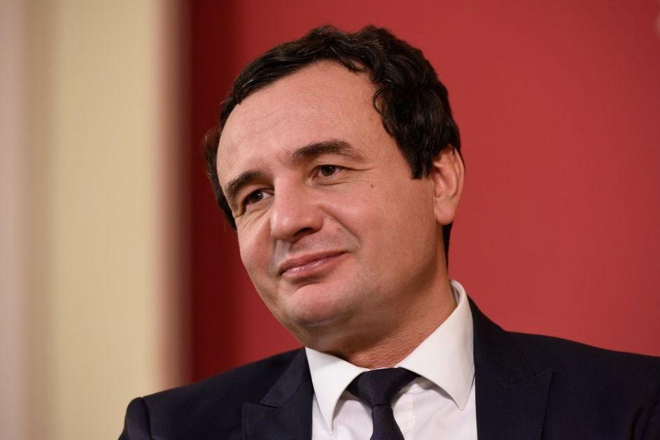 FANTOMSKO KOSOVO PRED HAOSOM: Kurti najavljuje da NEĆE predati dužnost premijera!