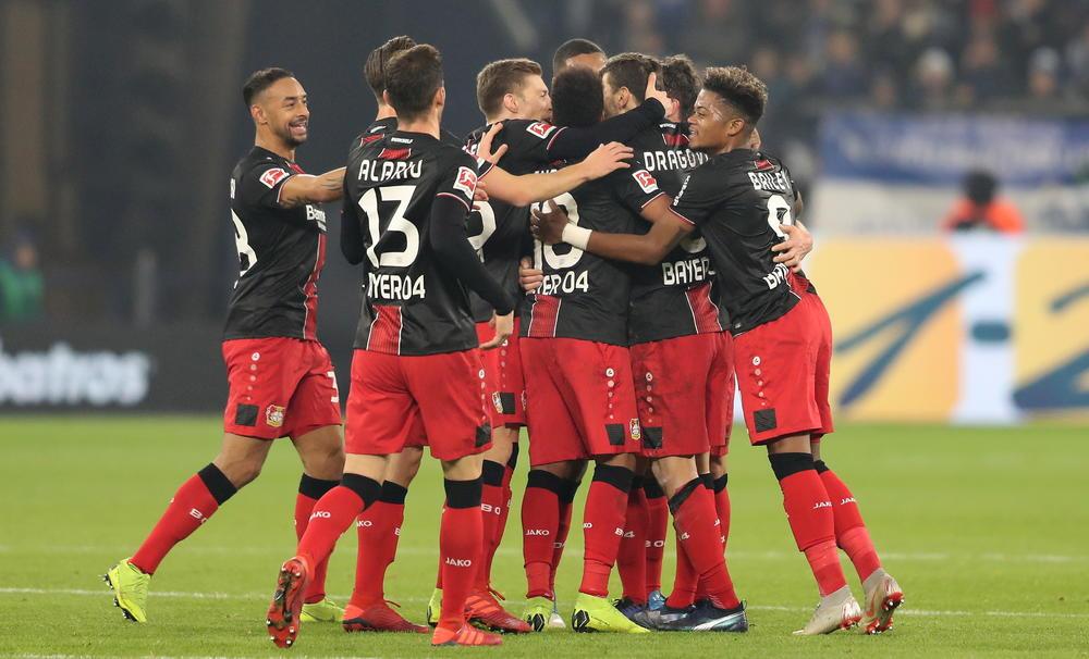 FARMACEUTI I DALJE BEZ PORAZA: Bajer pobedio Augsburg