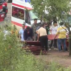 FATALNO KLIZIŠTE: Poginulo 12-oro ljudi, traga se za njih 34-oro, 800 spasilaca pretražuje teren (VIDEO)