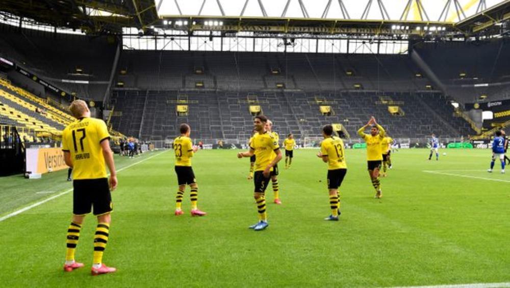 FAVORITI SIGURNI: Pobede Bajera i Borusije Dortmund