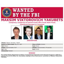 FBI nudi nagradu od 5 miliona dolara za informacije o hakerima koji stoje iza bankarskog trojanca Dridex