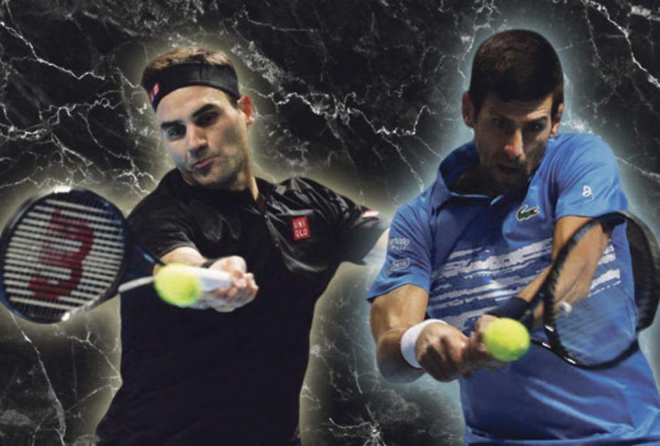 FEDERER JE SREĆAN ŠTO ĐOKOVIĆ NIJE PRVI! Rusedski: Rodžer je veliki šampion, potcenili su ga protiv Novaka! (FOTO)