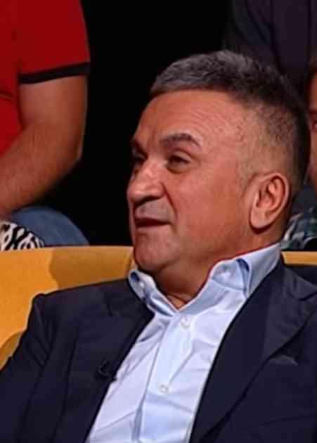 FEDERER JE VELIKI ŠAMPION, ALI MALI ČOVEK: Srđan Đoković uživo u programu isprozivao Švajcarca! Evo šta je još Novakov otac rekao! (VIDEO)