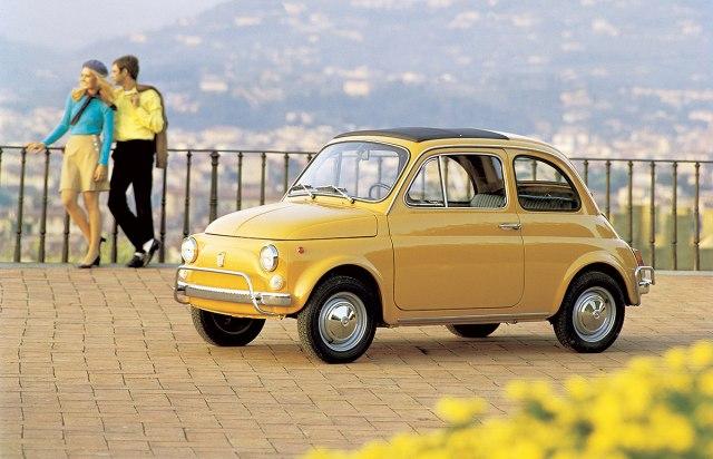 FIAT 500 danas slavi rođendan, a mi se sa nostalgijom sećamo našeg fiće FOTO