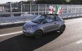 Ponos Italije: FIAT 500 simbolično otvorio novi most u Đenovi FOTO