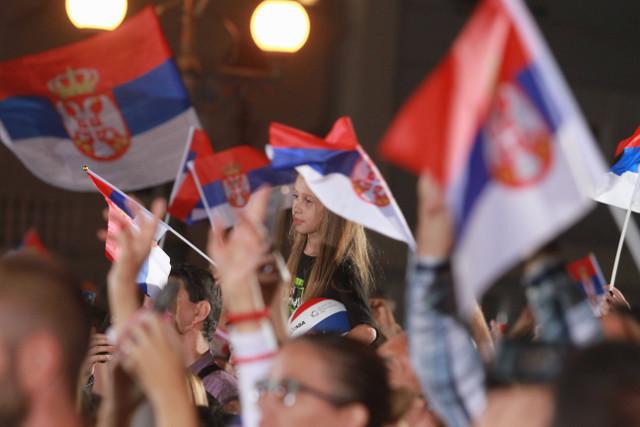 FIBA rang lista - Srbija na sedmom mestu