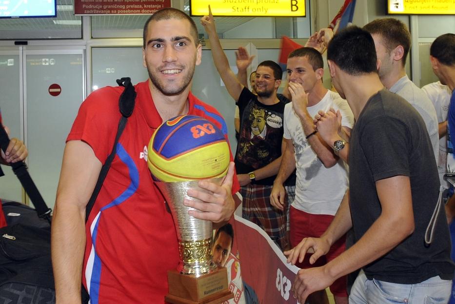 FIBA uništila san najboljem srpskom basketašu