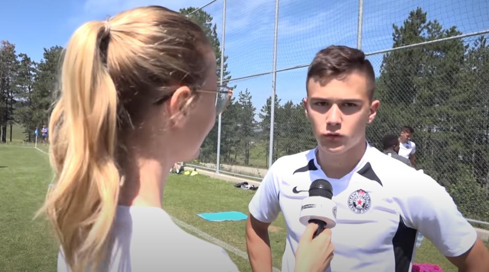 FIĆA STEVANOVIĆ SE JAVIO SA ZLATIBORA: Evo šta kaže Partizanov vunderkind o odlasku iz Humske! VIDEO