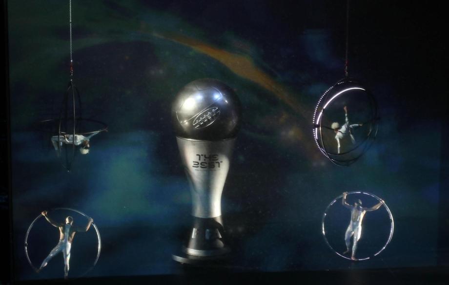 FIFA: Kandidati za nagradu The Best, Levandovski favorit