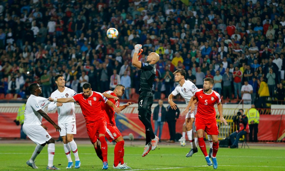 FIFA RANG LISTA Srbija i dalje na 35. mestu