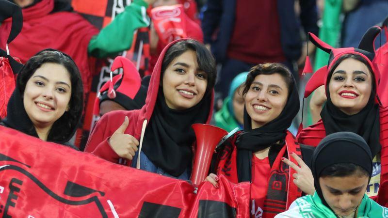 FIFA za ravnopravnost iranskih navijačica