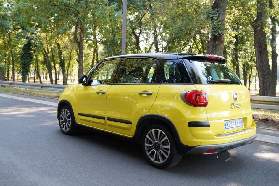 FIJATOV RESTART U SRBIJI! Fiat 500L zvezda kampanje sa velikim popustima