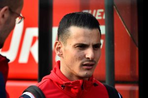 FILIPO FALKO: 'Ne razmišljam o povratku u Italiju! Sanjam Ligu šampiona sa Zvezdom'