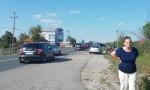 FILMSKO HAPŠENjE NA IBARSKOJ MAGISTRALI: Specijalci presreli auto, uhapsili dva muškarca, svi bili naoružani