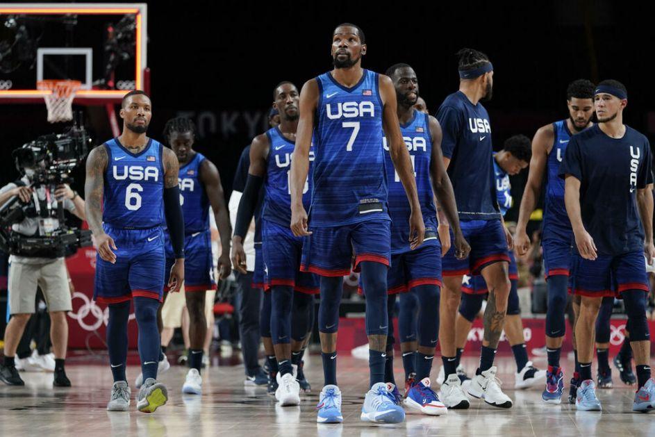 FINALE PRE FINALA: Košarkaši SAD u četvrtfinalu OI protiv Španije