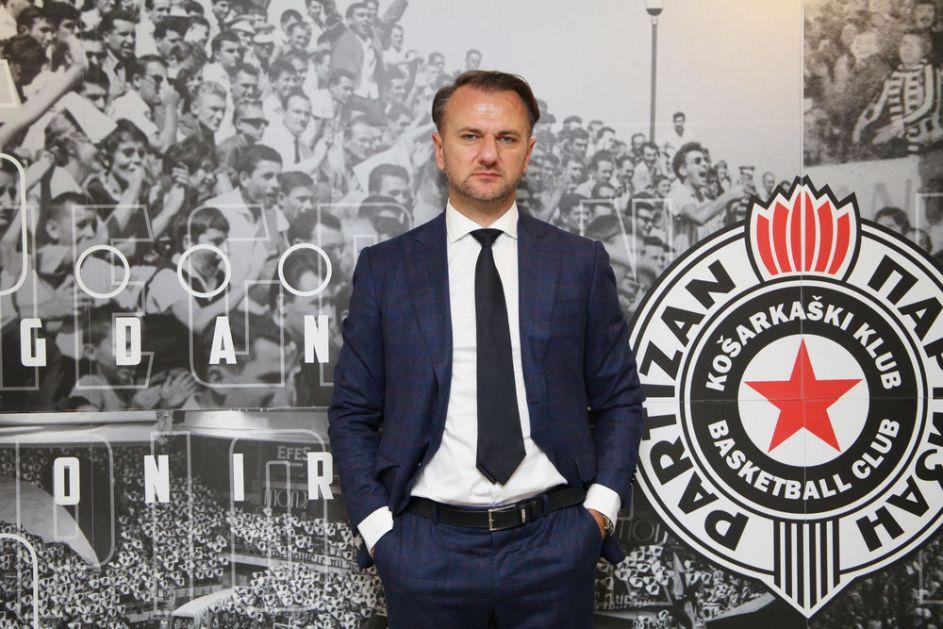 FINANSIJSKA STABILIZACIJA PARTIZANA: Kompanija Ostoje Mijailovića novi sponzor kluba!