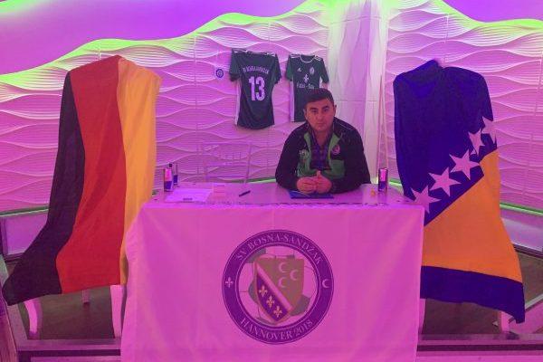 FK Bosna-Sandžak u Hanoveru upriličio manifestaciju povodom bošnjačkih blagdana