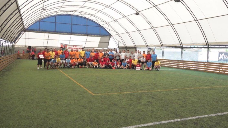 "FK ""Jedinstvo"" proteklog vikenda organizovalo turnir u malom fudbalu u znak zahvalnosti dijaspori"