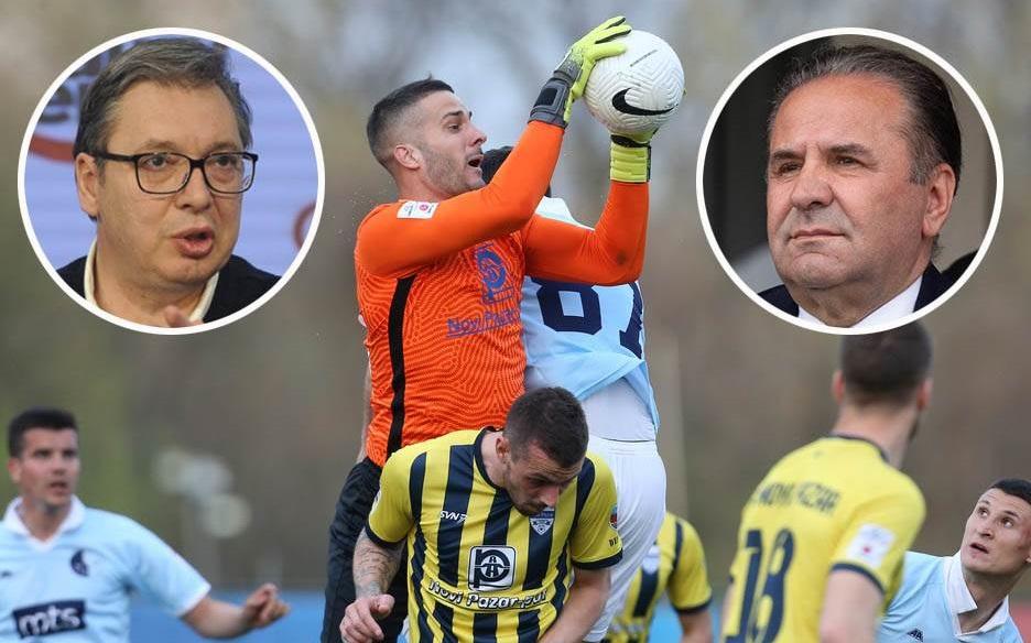 FK Novi Pazar: Zbog namještanja utakmica prijeti nam ispadanje – Podrška Vučiću, Ljajića za predsjednika FSS