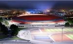 FOTO: Nacionalni stadion u Surčinu