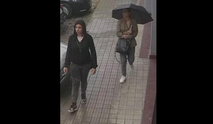 FOTO: Novosadska policija traga za provalnicama