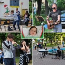FOTO: Predstava i koncert za Gavrila djurdjevica (2020)