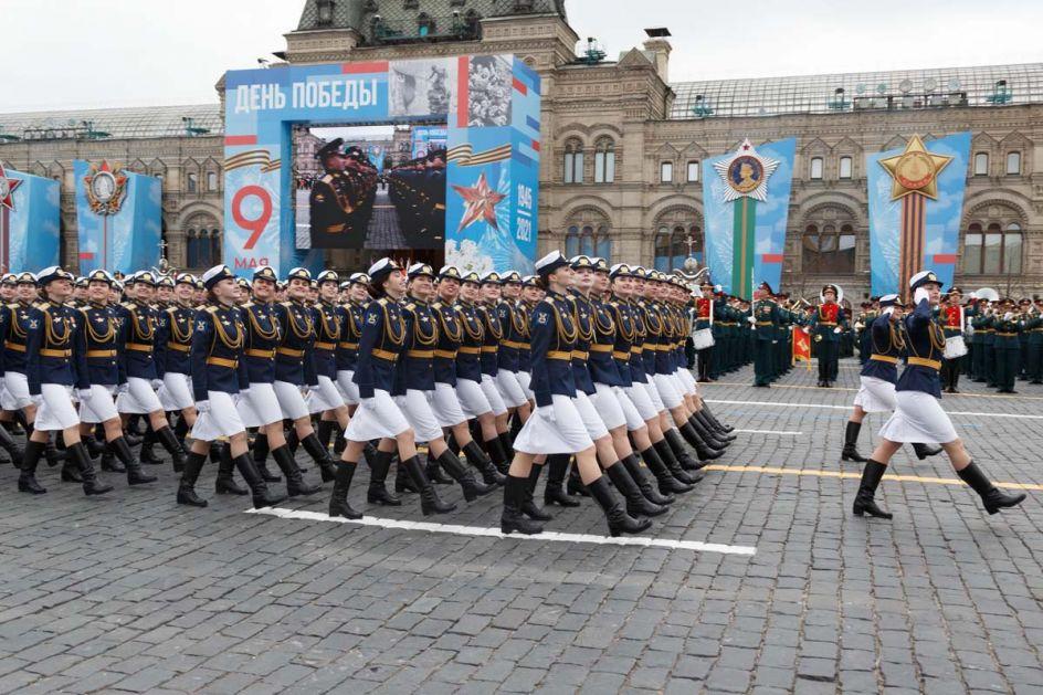 [FOTO REPORTAŽA] Vojna parada pobede u Moskvi