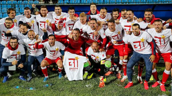 FOTO - Zvezdino šampionsko slavlje preselilo se sa Banjice na Marakanu! (foto)