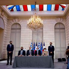 SNAŽAN ODGOVOR FRANCUSKE AMERICI! Makron prodaje članici NATO ratne brodove i avione - sklopljen sporazum