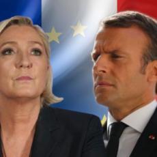 FRANCUSKA SUTRA IZLAZI NA IZBORE: Marin Le Pen znatno ojačala, sada je rame uz rame sa Makronom
