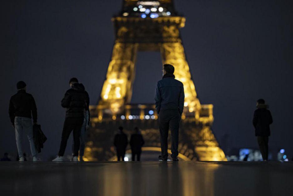 FRANCUSKA UVELA POLICIJSKI ČAS: 46 miliona ljudi u NOĆNOM KARANTINU od 21 sat do 6 ujutru