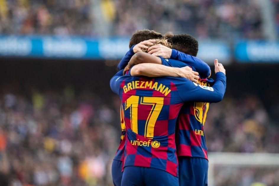 FRKA U KATALONSKOM KLUBU! NEMA PARA! Igrači Barselone odbili predlog o smanjenju plata? (FOTO)