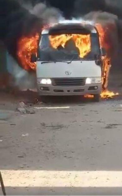 FUDBALSKI TIM DIGNUT U VAZDUH! Strašna tragedija u Somaliji: Krenuli na utakmicu, ubila ih BOMBA!