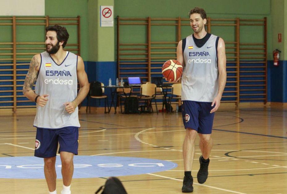 FURIJA ODUVALA GAUČOSE: Košarkaši Španije bolji od Argentine