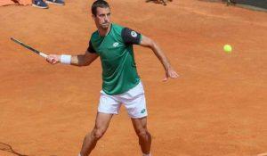FURIOZNI ĐERE U FINALU! Srpski teniser ostvario pobedu za samo 53 minuta!