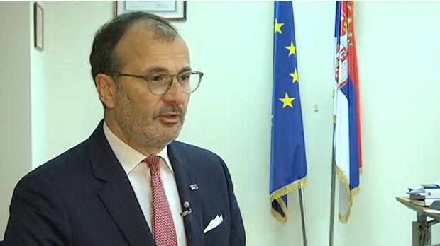 Fabrici: Ljudska prava integralni deo politike EU