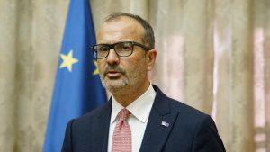 Fabrici: Reforme u oblasti vladavine prava su urgentne za napredak Srbije ka EU