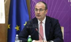 Fabrici čestitao gradjanima Srbije Dan Evrope i pozvao ih da se pridruže obeležavanju