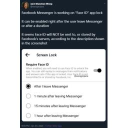 Facebook će u Messenger dodati funkciju prepoznavanja lica